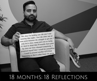 18 Months; 18 Reflections