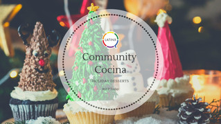 Community Cocina: Holiday Edition