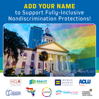 Support for Fully-Inclusive Nondiscrimination Protections Reaffirmed