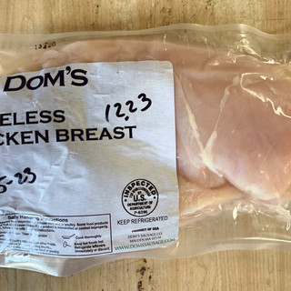 Dom's Boneless Chicken Breast