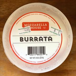 Mozzarella House - Burrata