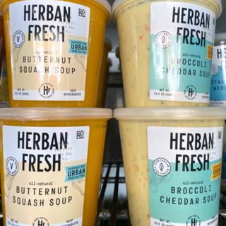 Herban Fresh Soups