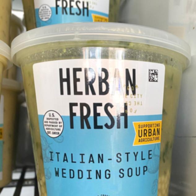 Herban Fresh Soup