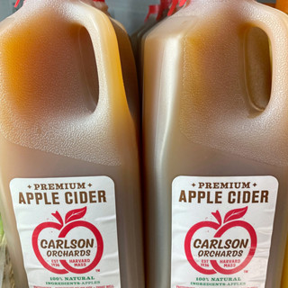 Carlson Orchards - Apple Cider