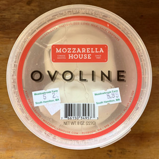 Mozzarella House - Ovoline