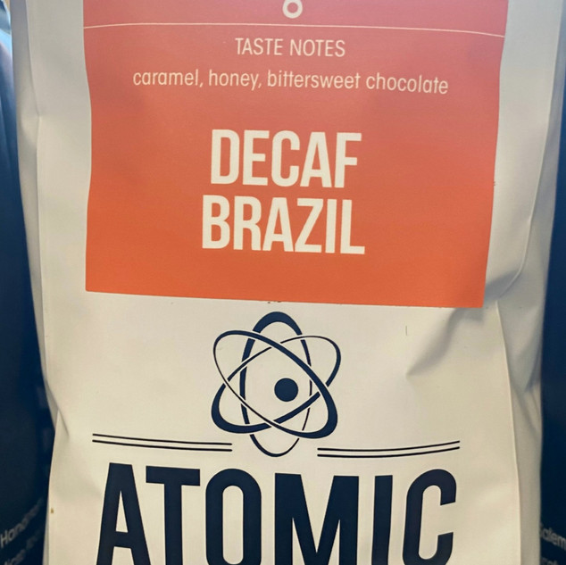 Atomic Coffee Roasters - Ground Decaf