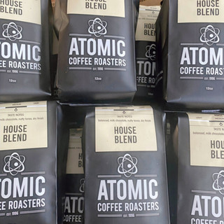 Atomic Coffee Roasters - Whole Bean & Ground