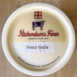 Richardson's Farm Ice Cream - Various Flavors