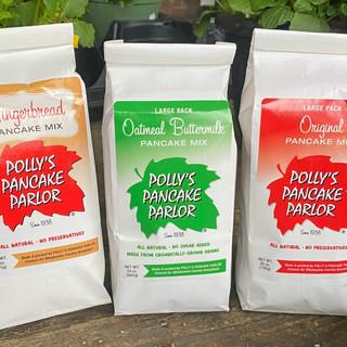 Polly's Pancake Parlor Mix - Various Flavors
