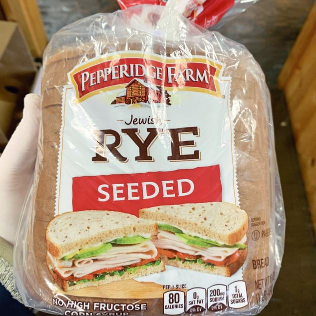 Seeded Rye