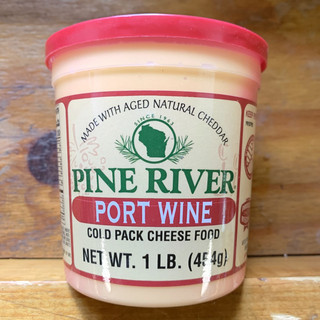 Port Wine Cheese