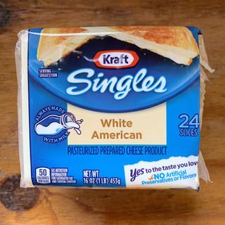 Kraft Singles - American Cheese