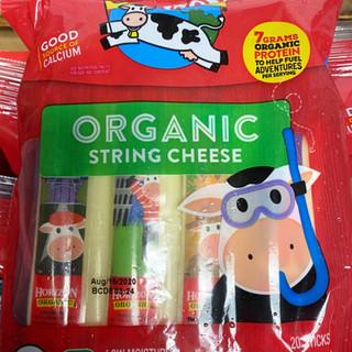 Horizon Organic String Cheese