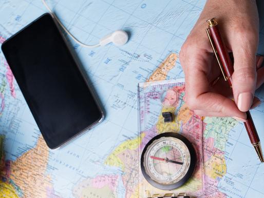 O que seu mapa astral fala sobre morar no exterior?