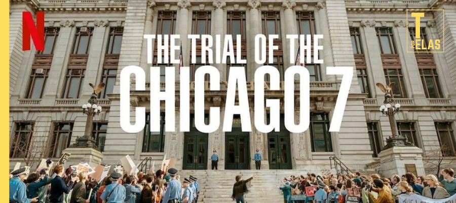 """""""Os 7 de Chicago"""": 4 fatos que realmente aconteceram no julgamento histórico"""