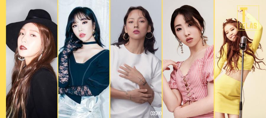 Playlist: 11 músicas feministas do K-pop