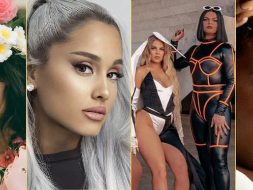 Selena Gomez, Ariana Grande e MC Carol: últimos lançamentos musicais da semana (15/1)!