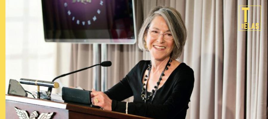 A poetisa norte-americana Louise Glück, de 77 anos, é a vencedora do Prêmio Nobel de Literatura 2020.