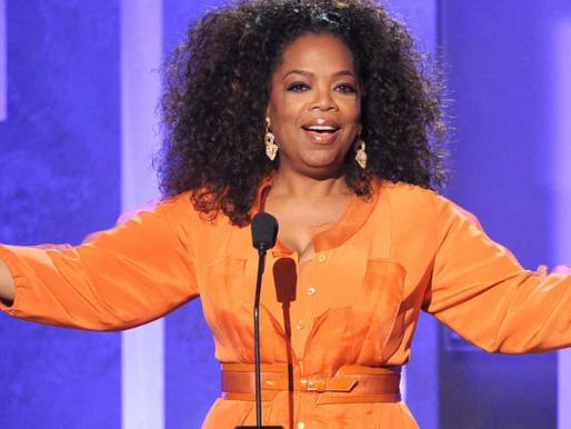 Mana do Mês de Janeiro: Oprah Winfrey - Parte 1