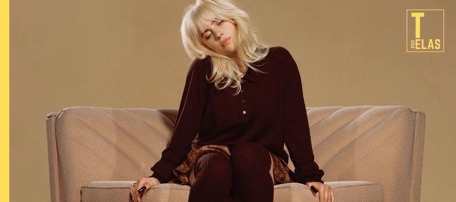 "Crítica: ""Happier Than Ever"" e as muitas texturas de Billie Eilish"