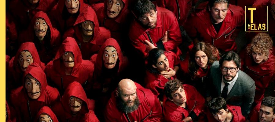 Crítica: A quarta temporada de La Casa de Papel entregou o que prometeu?