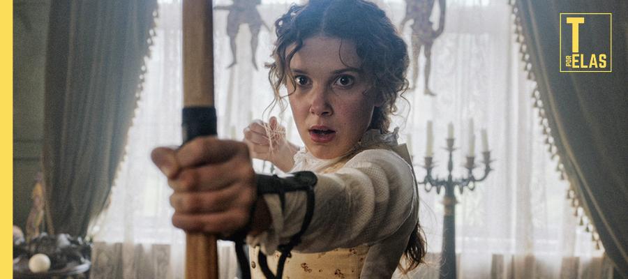 Crítica: Enola Holmes é bem mais do que um filme bobinho da Netflix