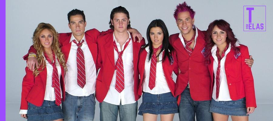 O RBD foi um grupo formado por Anahí, Dulce María, Maite Perroni, Christian Chávez, Christopher Uckermann e Alfonso Herrera. Originário da novela REBELDE (Televisa - 2004), o sexteto se separou em 2009, deixando uma legial de fãs pelo Brasil e pelo mundo.
