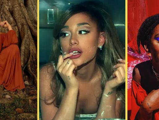Ivete, Liniker, Ariana e mais! Confira os lançamentos desta sexta (30)