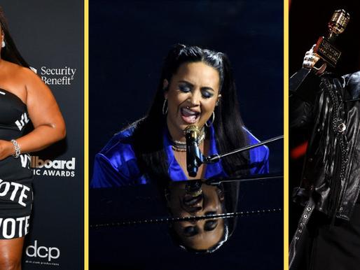 BBMAs 2020: Lizzo, Demi Lovato, Post Malone e mais. Confira os destaques!
