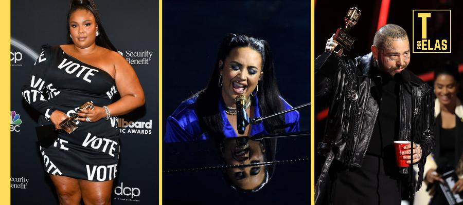 BBMAs 2020: Lizzo, Demi Lovato, Post Malone no Billboard Music Awards