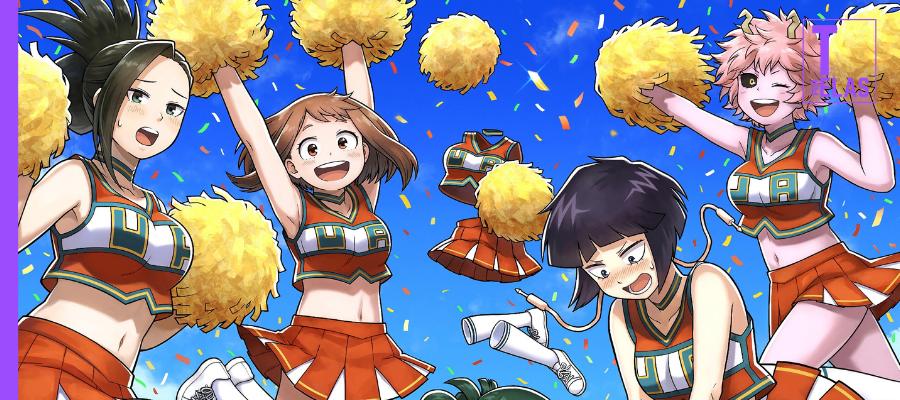 Fan service em anime: o que homens e mulheres desejam?