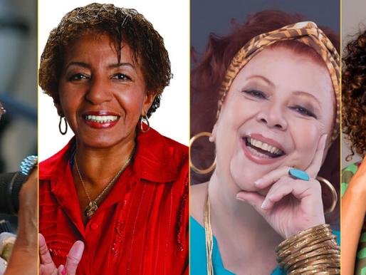 10 artistas para celebrar o Dia da Mulher Sambista