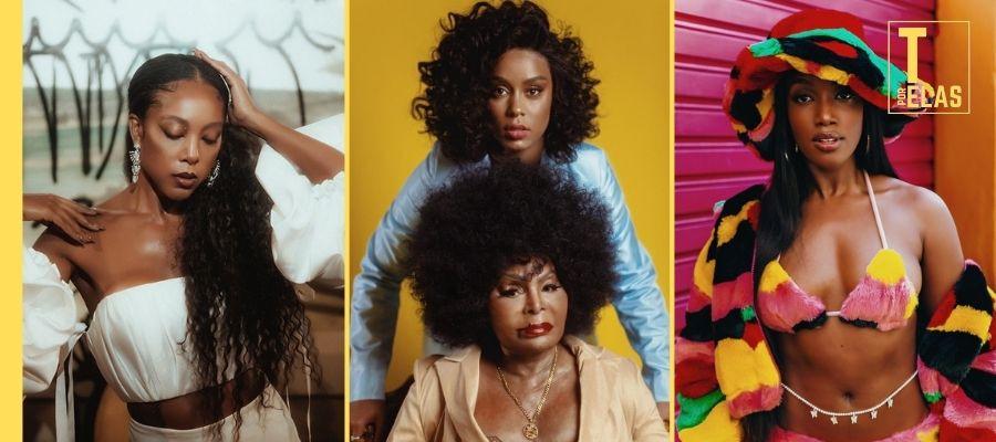 8 músicas e clipes de mulheres pretas que exaltam ancestralidade