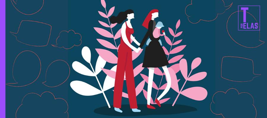 'Quem é o homem da relação?' Como a heteronormatividade prejudica casais lésbicos