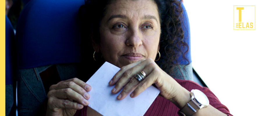 Regina Casé em Três Verões, de Sandra Kogut.