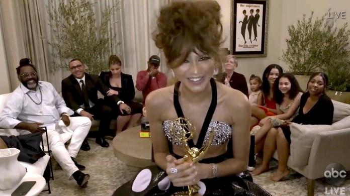 Zendaya no Emmy 2020