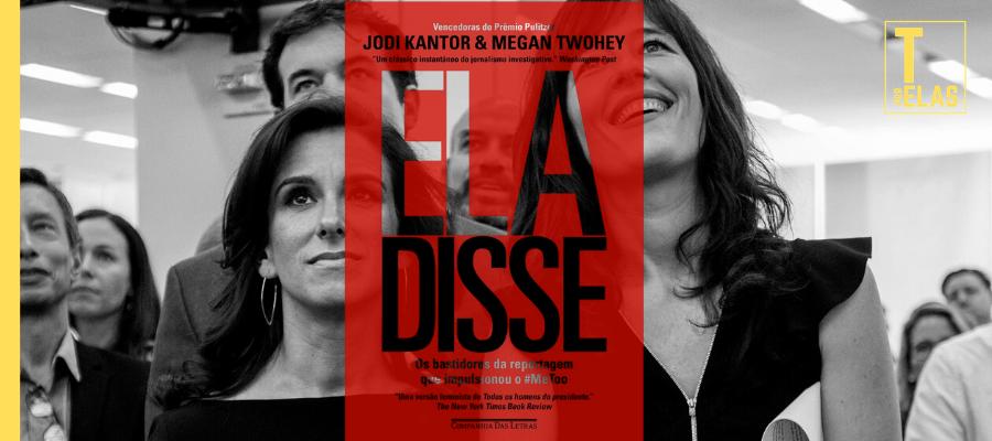 """Crítica: o livro """"Ela Disse"""" detalha os bastidores da denúncia de Harvey Weinstein"""