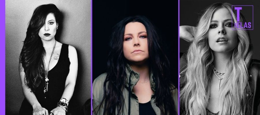 Dia do Roick: Pitty, Amy Lee e Avril Lavigne