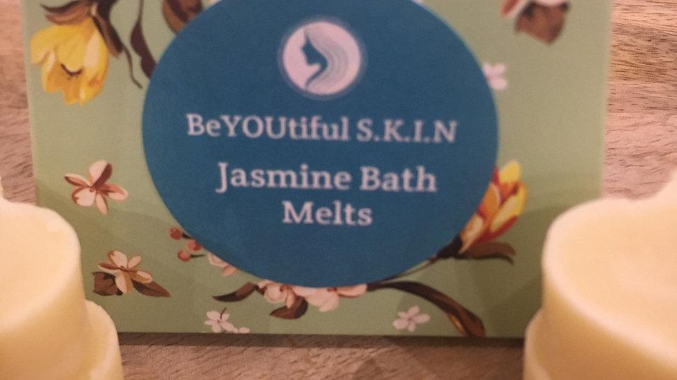 Jasmine Bath Melts x 4 Gift Boxed