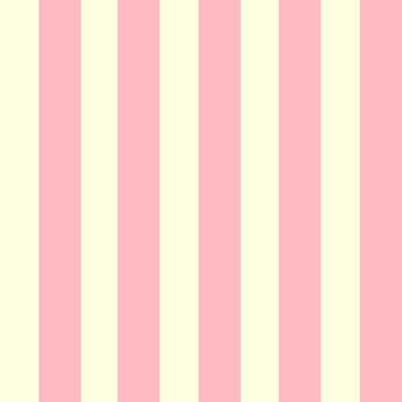 Lampe sur Mesure à composer. Tissu toile type store rayé rose et écru largeur rayure environ 4 cm