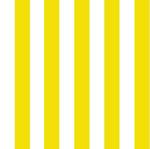 Lampe sur Mesure à composer. Tissu toile type store rayé jaune largeur rayure environ 4 cm