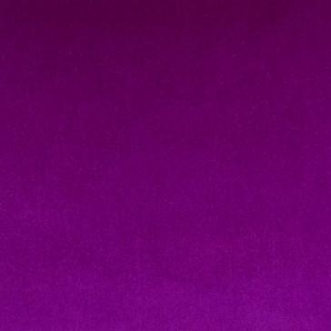Lampe sur Mesure à composer. Velours lisse violet/prune