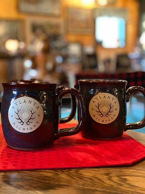 Atlanta MI Stoneware (16oz) Mug