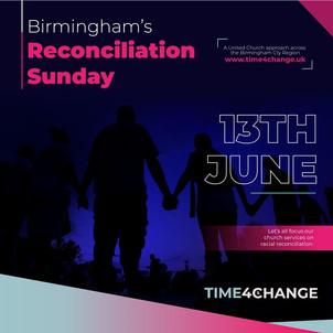 Reconciliation Sunday 13 June 2021