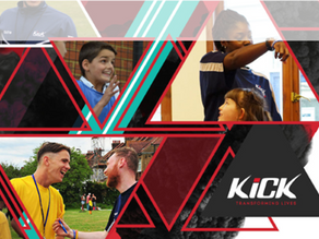 Connecting with kids & young people through sport and support - KICK ACADEMIES