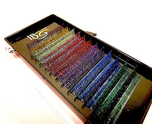 Premium Glitter Lashes