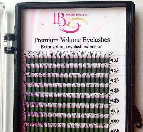 3D Premium Volume Lashes, Mix