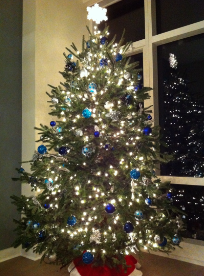 Decorated Tree 2