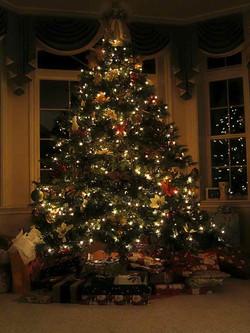 Decorated Tree 4