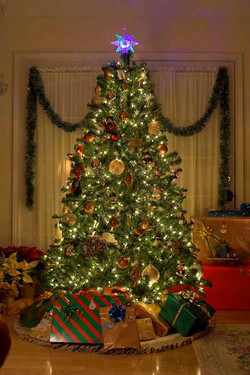 Decorated Tree 1